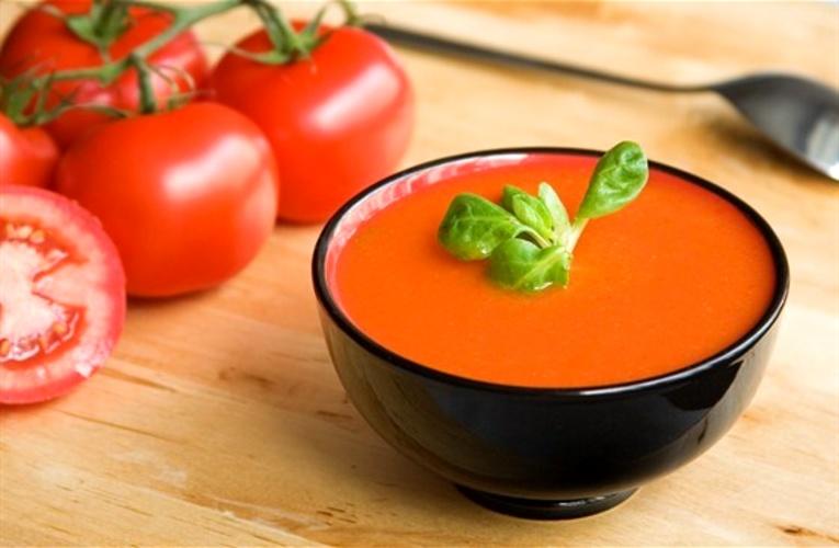Resultado de imagem para Sopa de tomate