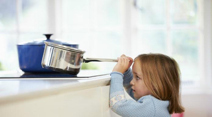 Crianças: Como evitar os acidentes domésticos
