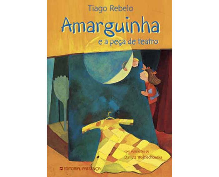 Amarguinha e a peça de teatro de Tiago Rebelo