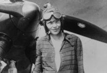 Amélia Earhart