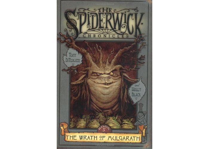 As crónicas de Spiderwick 5 – O plano diabólico de Tom DiTrolizzi