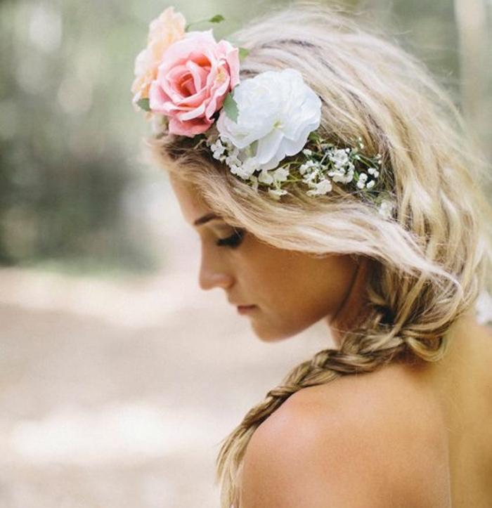 Como escolher os acessórios de cabelo para a noiva