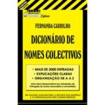 Dicionário de nomes colectivos