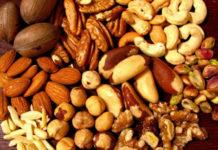 Como descascar e conservar os frutos secos