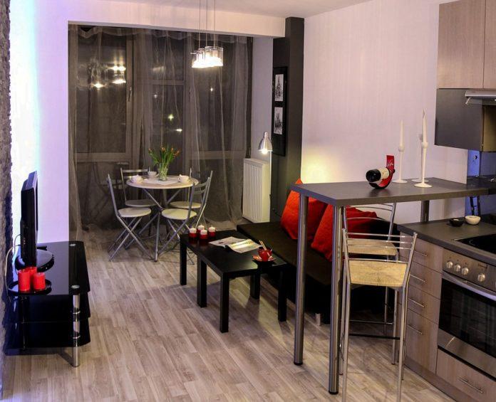 Ideias fantásticas para decorar o seu apartamento pequeno