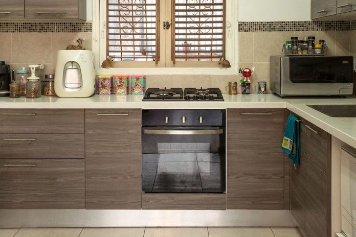 Limpeza de forno e fogão