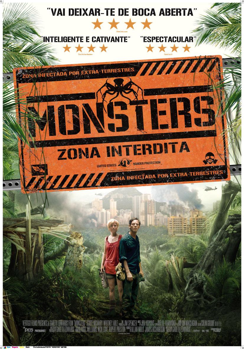 Monsters - Zona Interdita