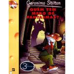 Quem tem medo de fantasmas? de Geronimo Stilton