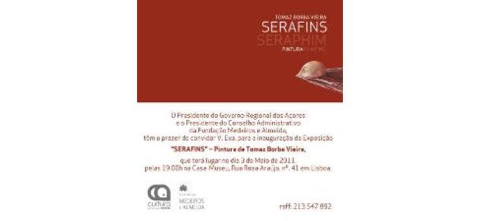 Serafins na Casa-Museu Medeiros e Almeida
