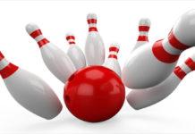 Jogar bowling