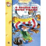 O galeão dos gatos piratas de Geronimo Stilton