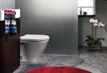 Tapetes antiderrapantes para casa de banho