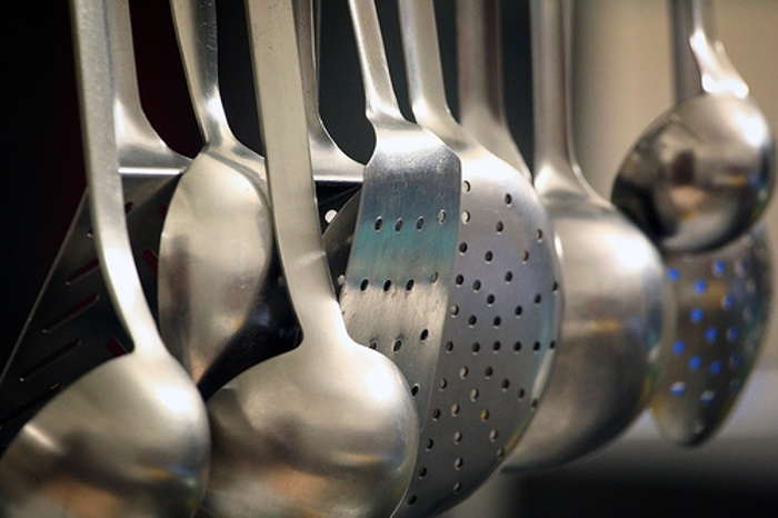Utensílios de Cozinha, como mantê-los funcionais e limpos