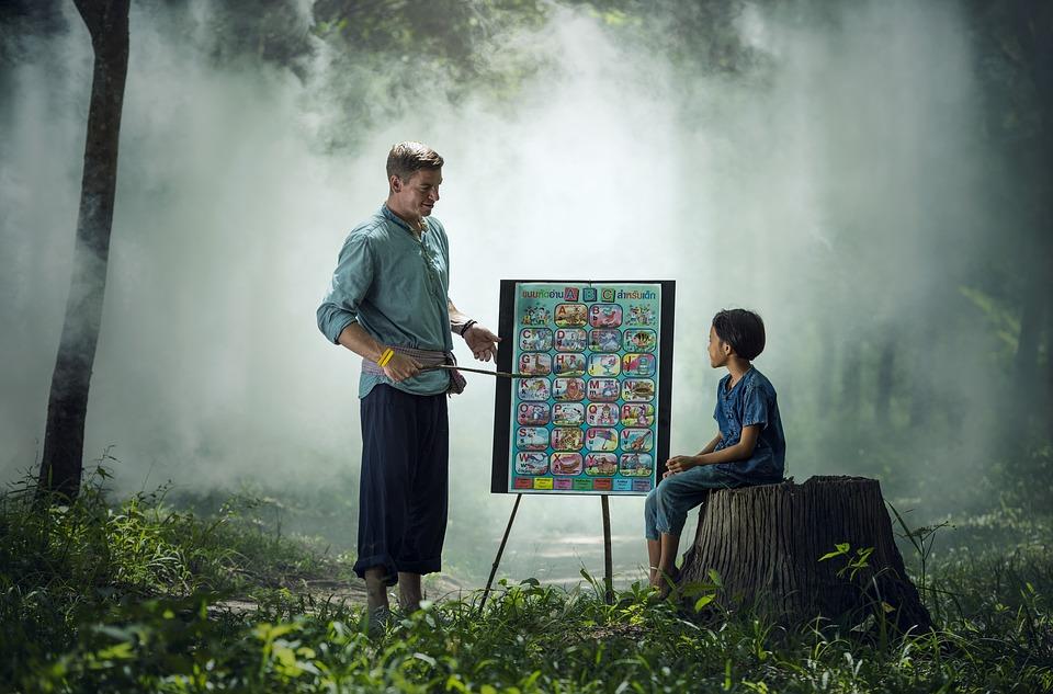 Defina os objetivos na educação dos seus filhos