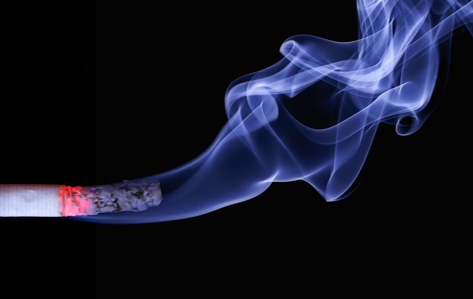 Droga da modernidade: o tabaco e o acto de fumar
