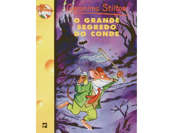O Grande Segredo do Conde de Geronimo Stilton