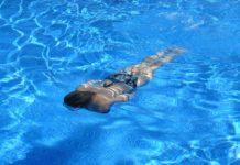 Mergulhar no perigo das piscinas