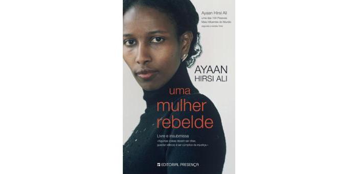 Uma mulher rebelde de Ayaan Hirsi Ali