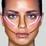 A arte do contouring - maquilhagem