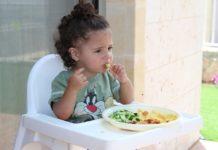 Menu para crianças a partir dos 15 meses