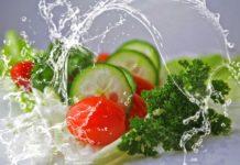 Conservar os alimentos para saladas