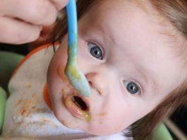 Alimentação para crianças entre 1-3 anos