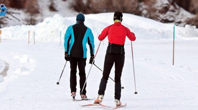 Aprenda a esquiar este Inverno