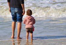 As férias dos filhos de pais separados