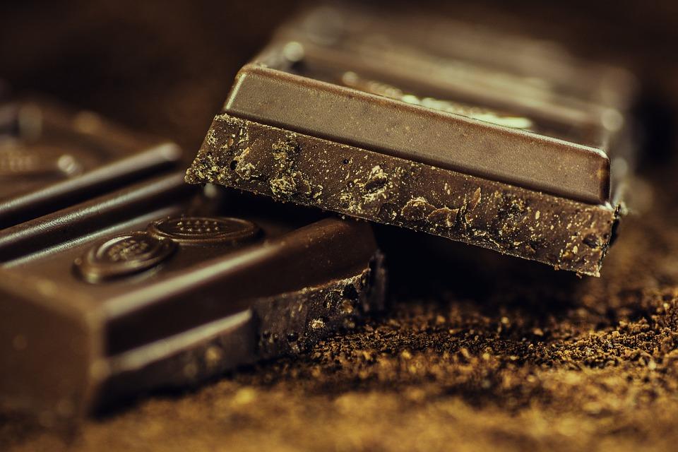 Chocolate preto faz bem ao coração