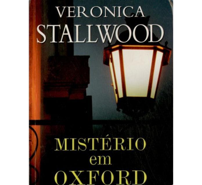 Mistério em Oxford de Veronica Stallwood