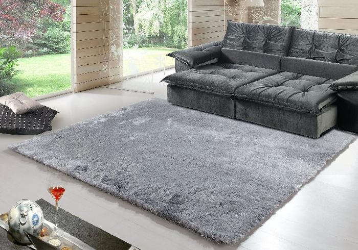 Decoração com tapetes e carpetes