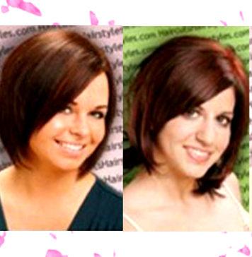 Um penteado para cada tipo de rosto