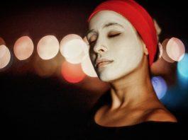 Máscaras para peles sensíveis ou desvitalizadas