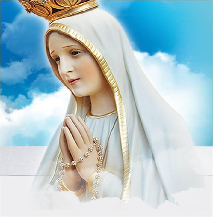 Assunção de Nossa Senhora, celebra-se a 15 de Agosto