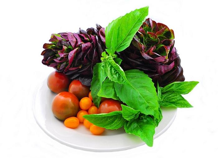Aumente a ingestão de legumes e hortaliças