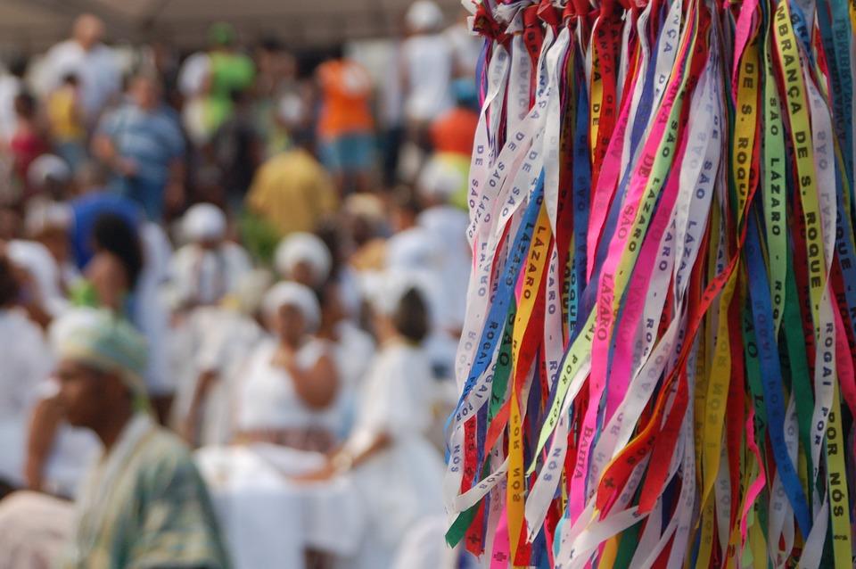 Candomblé religião milenar africana
