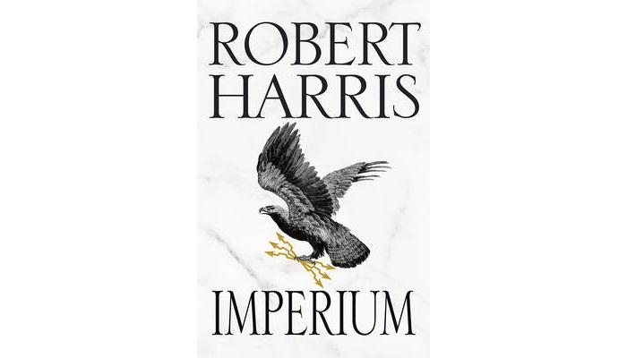 Imperium, os últimos 40 anos de Roma de Robert Harris