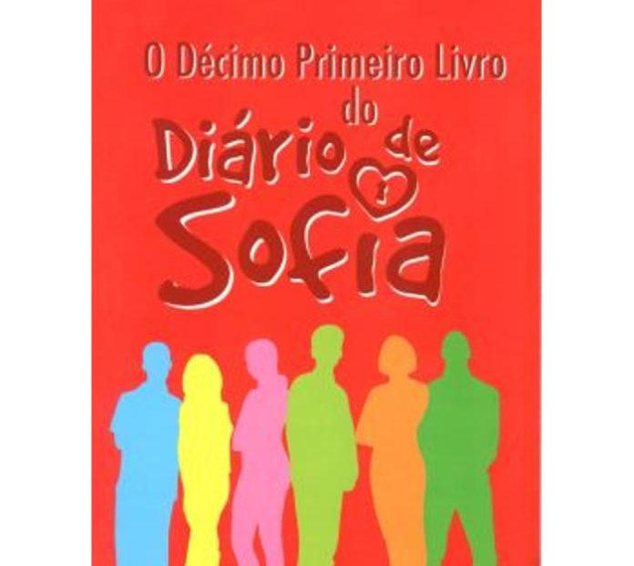 O décimo primeiro livro do diário de Sofia