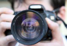 Em Espanha: Paparazzi não brincam em serviço