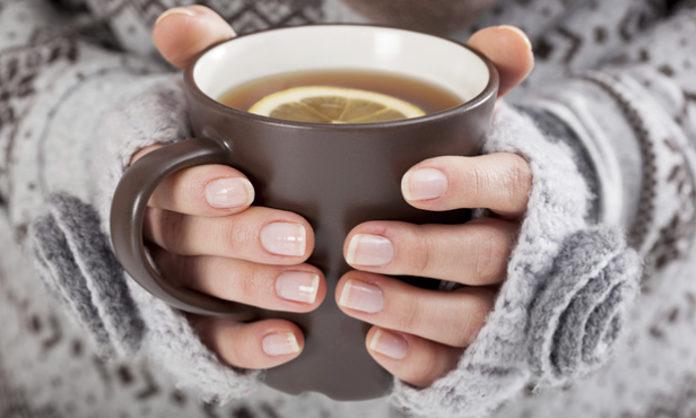 Como fazer um chá caseiro para a gripe