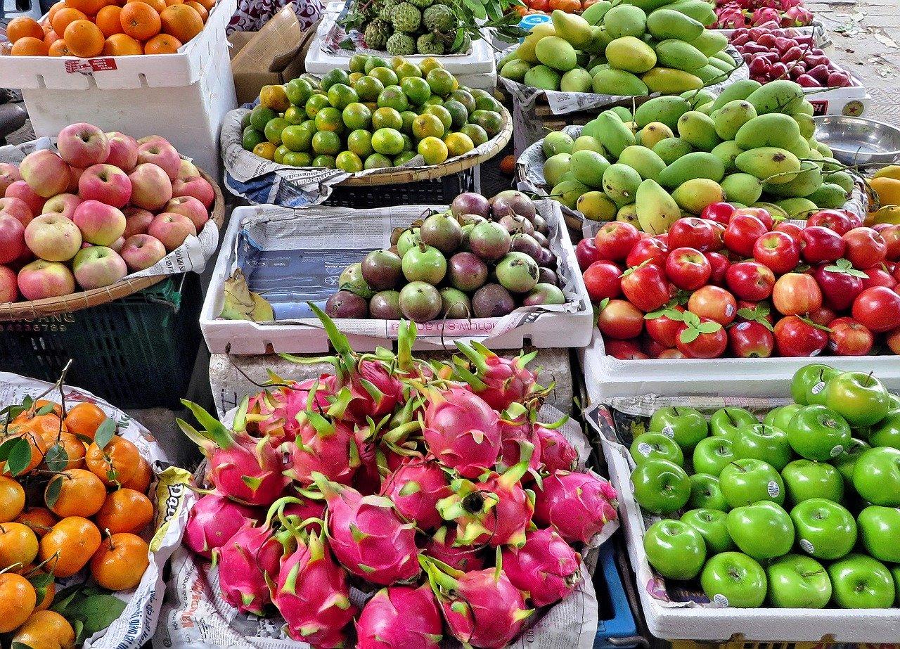 Nutrientes essenciais dos alimentos