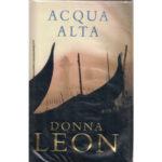 ACQUA ALTA de Donna Leon