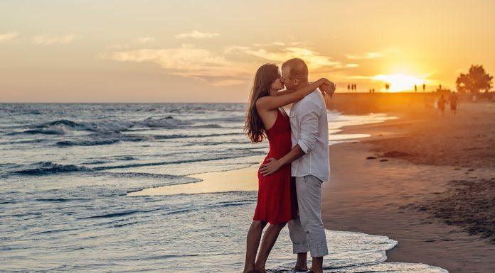 Beijar para melhorar a sua relação amorosa