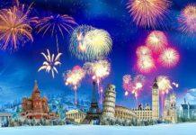 Conheça as tradições europeias na noite de passagem de ano