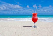 Truques para um dia azul de verão cheio de felicidade