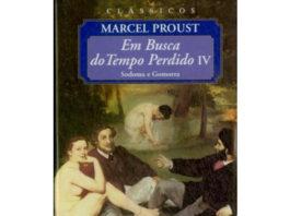 Em busca do tempo perdido IV - Sodoma e Gomorra de Marcel Proust