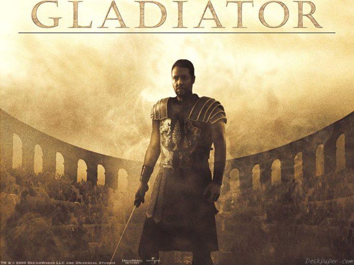 Filme o Gladiador, o vencedor dos óscares 2001