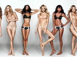 A moda das modelos magras
