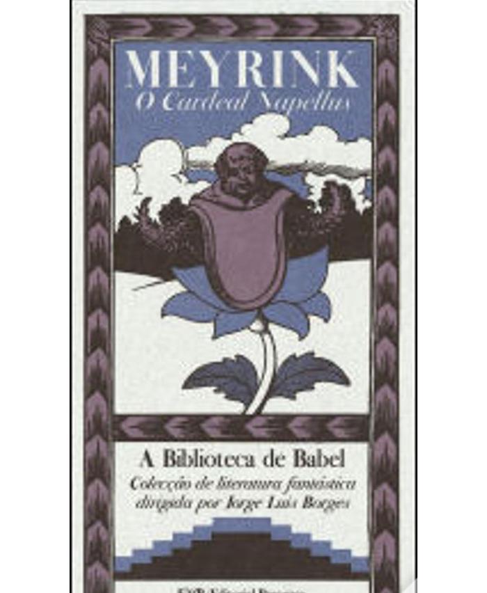 O Cardeal Napellus de Gustav Meyrink