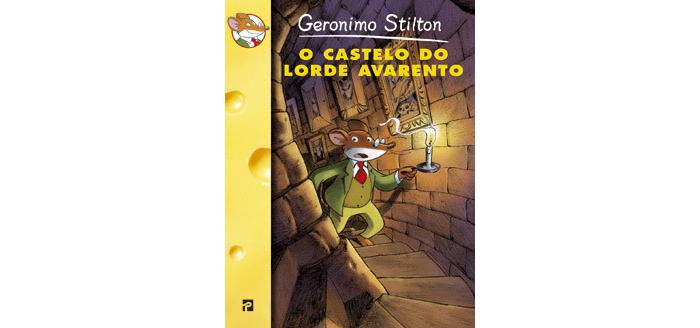 O castelo do Lorde Avarento de Geronimo Stilton